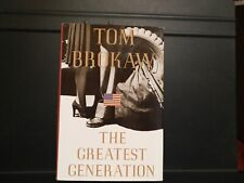 New ListingThe Greatest Generation by Tom Brokaw (1998, Hardcover, Large Type / large print