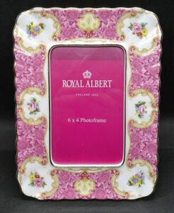 Royal Albert Lady Carlyle Photoframe 15 x 10cm / 4 x 6 inches photos