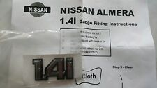 Nissan Almera N15, 1.4i mofif, new genuine Nissan UK part, 99940-23072.
