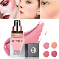Blush Powder Face 4 Colors Long Lasting Liquid Blush Contour Cosmetics Make Up