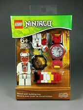 Lego Ninjago SNAPPA THE SERPENT Minifigure Link Children's Quartz Watch