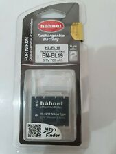 BRAND NEW HAHNEL RECHARGEABLE BATTERY (EN-EL 19)