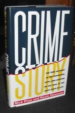 Crime Story The True Account of the Body-Parts Killer Canada by Pron HC DJ 1st