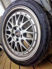 """BBS LM 17"""" Wheels (Genuine) 5x114.3 8J ET45 S2000 Fitment Jap"""