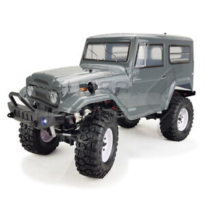 Rgt Hsp 2.4Ghz 1/10 Electric 4Wd Rc Truck Rock Crawler 13693