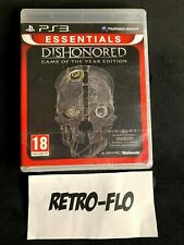 Dishonored - Jeu Playstation PS3 NEUF Sous Blister