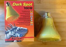 Lucky Reptile Dark Spot 100W for Lizard and Snake Vivarium Ceramic Heating New!