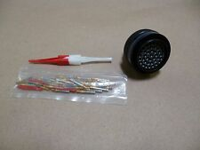M83723/75A20417 Circular Connector Socket 41 Position Crimp ST Cable Mount