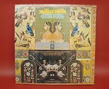 Ravi Shankar*Andre Previn - Shankar: Concerto for Sitar & Orchestra LSO LP Vinyl