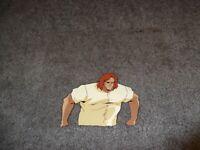 Vintage Street Fighter Cartoon Animation Cel 11 Ken
