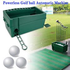 Green Electricity-Less Golf Ball Dispenser Golf Ball Automatic Machine Usa