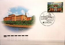 RUSSIA RUSSLAND 2017 2420 St Petersburg. St Michael's Castle Burgen EUROPA FDC
