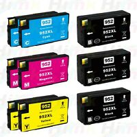 9 PK 952XL 952 ink for HP OfficeJet 7740 8702 8715 7720 8210 8720 8725 8745 8740