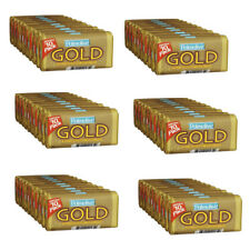 10x Set of 6 Palmolive Daily Deodorant Protection Gold Soap Bars 90g