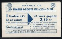 BY142883/ FRANCE – BOOKLET – Y&T # 1263-C3 MINT MNH
