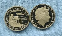 1998 $5 Royal Flying Doctor Service of Australia proof coin