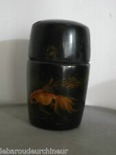 Ancien petit pot chinois old asian chinese item