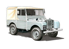 Land Rover 1948 Series 1 Greeting Card A5 size