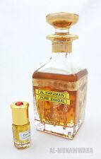 12ml PURO SANDALO DA al Haramain-tradizionale Arabian Profumo Olio / Attar