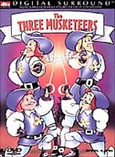 NEW The Three Musketeers - Collector's Edition (DVD, 2000)