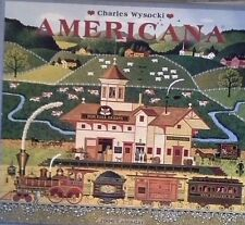 Americana Calendar 2006 By Charles Wysocki