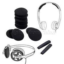 Ear Pads with Headband Cushion for Sennheiser PX100 PMX100 PC30 PC131 Headphones