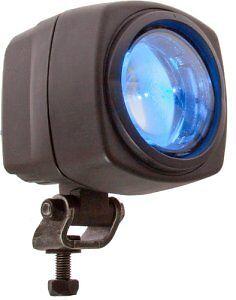 ABL 500 LED Blue Forklift Truck Warning Light Work Lamp Spotlight 12v-100v