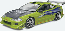Revell 1:25 Fast & Furious Mitsubishi Eclipse Plastic Model Kit 85-4384