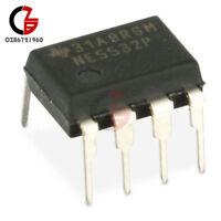 10PCS NE5532P NE5532 DIP-8 Dual Channel Low Noise Amplifier Op-Amp TI IC Chip
