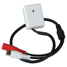 Mini Microfono per Telecamera Esterno Dvr Videosorveglianza linq A15-audio