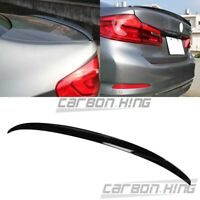 Painted color #668 Fit For BMW 5-Series G30 4D M5 Look Rear Trunk Spoiler 2017+