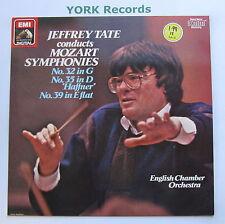 EL 27 0253 1 - MOZART - Symphonies No 32 & 35 TATE English CO - Ex Con LP Record