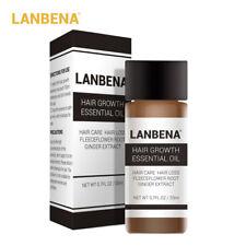 LANBENA Anti Hair Loss Essence Hair Fast Regrowth Oil Prevent Hair Loss Liquid