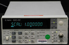 Agilent 53181a Frequency Counter Fully Operational 30 Day Warranty