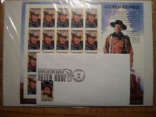 USA SC 3876 Legends of Hollywood, John Wayne Mint Sheet of 20 37 Cent Stamps 1