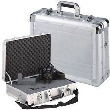 Valise en aluminium argnet avec mousse ajustable photo valise     > très bien <