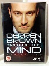 Derren Brown: Trick of the Mind - Series 2 DVD (2006) Derren Brown