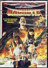 DVD - MACHETE - Danny Trejo