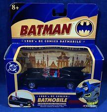 New CORGI 1960's BATMOBILE - Diecast Car w/ Figure - BATMAN COLLECTIBLE 1:43