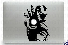 Apple MACBOOK AIR PRO + Iron Man + Adesivo STICKER SKIN decal + Ironman