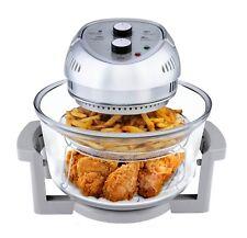 Big Boss Air Fryer Oil Less Healthy 1300W XL Capacity 16-Quart + Cookbook, NEW