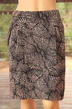 Polyester Geometric Skirts for Women