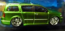 HOT WHEELS INFINITI QX56 DROPSTARS CUSTOM STYLE AUTH COLLECTIBLE CAR MET LIME