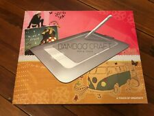 Bamboo Craft Pen And Touch Tablet (open box)