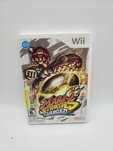 Mario Strikers Charged, Good Nintendo Wii, Nintendo Wii Video Games