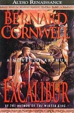 Warlord Chronicles: Excalibur 3 by Bernard Cornwell (1998, Tape Reel (Audio,...