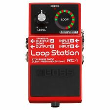 BOSS RC1 Loop Station Guitar Effects Pedal