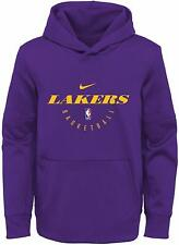 Nike NBA Basketball Youth Los Angeles Lakers Spotlight Pullover Hoodie