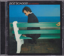 BOZ SCAGGS - silk degrees CD
