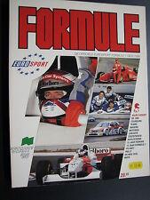 Book Formule 1 Start 1996 door Anjes Verhey (Nederlands)